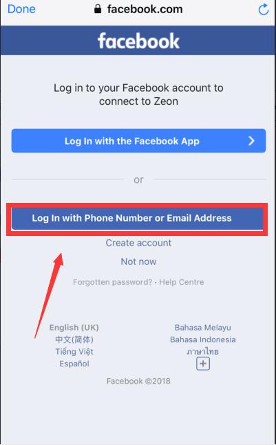 Facebook login Error.png